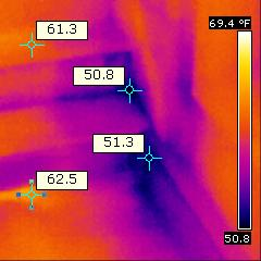 commercial building thermal imaging